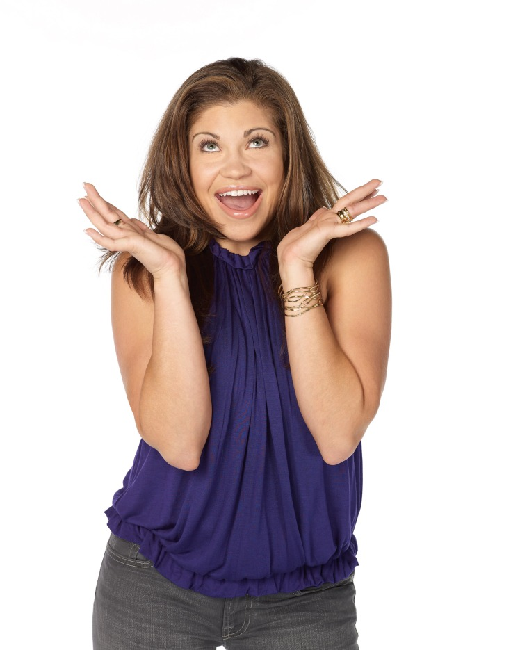 "Danielle Fishel of Style Network's ""The Dish"" (photo: Style Network)"