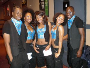 "Nia Dance Troupe at NYC Auditions for ""American's Best Dance Crew"" Season 4 (photo: C. Thompson)"