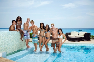 Cast of MTV's 'Real World: Cancun'  (photo: MTV)