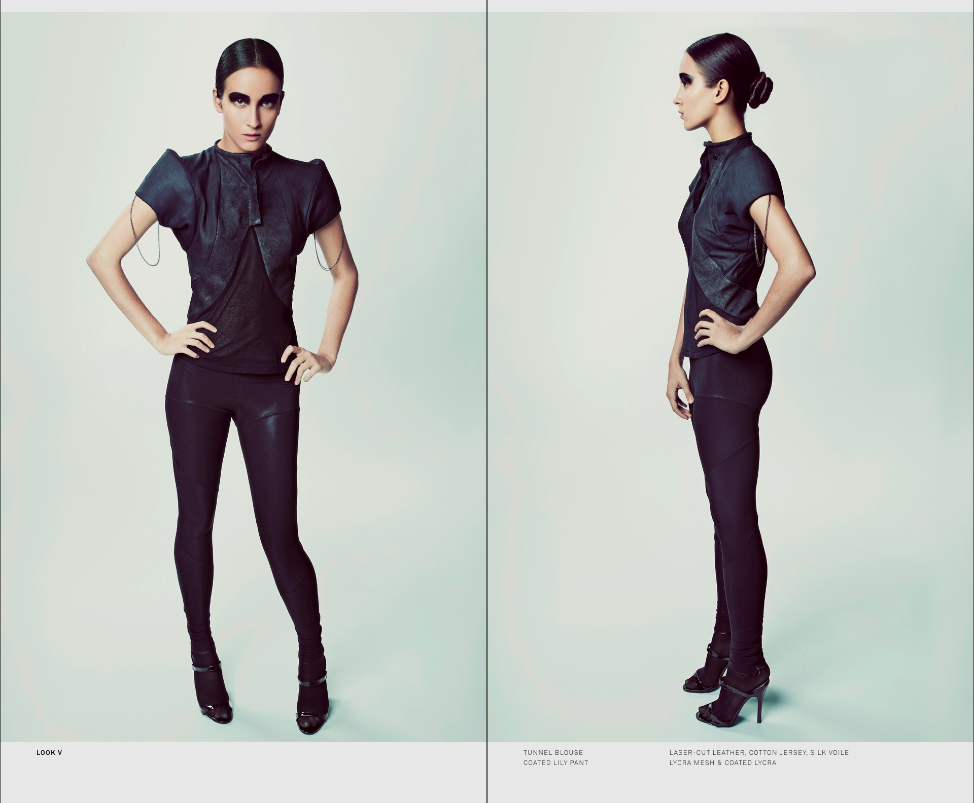 katie gallagher ss2010 look book tights After a small reconstruction one lesbian in the same areas opened gay club ...